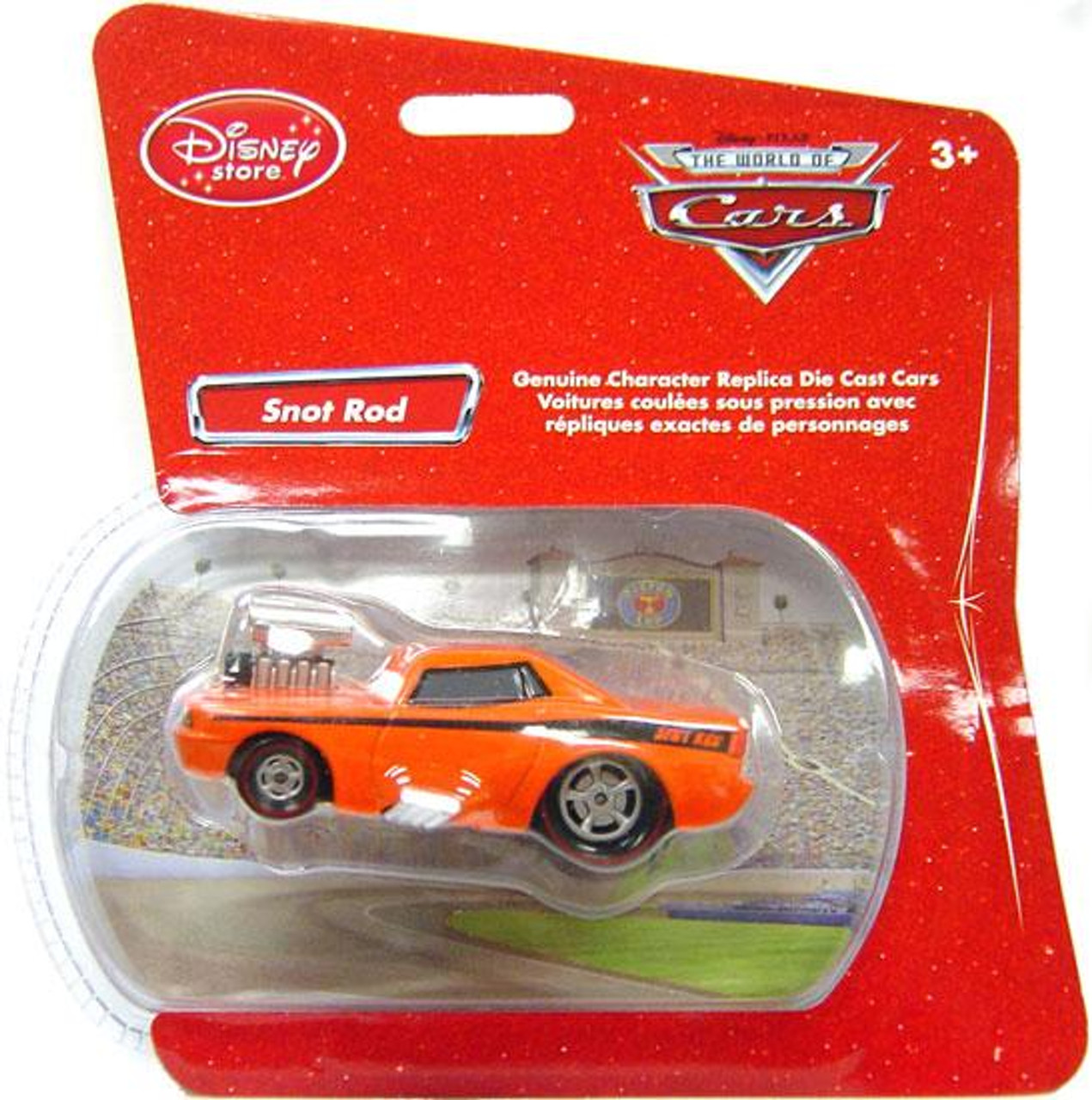 Disney Cars 1:48 Single Packs Snot Rod Exclusive Diecast Car