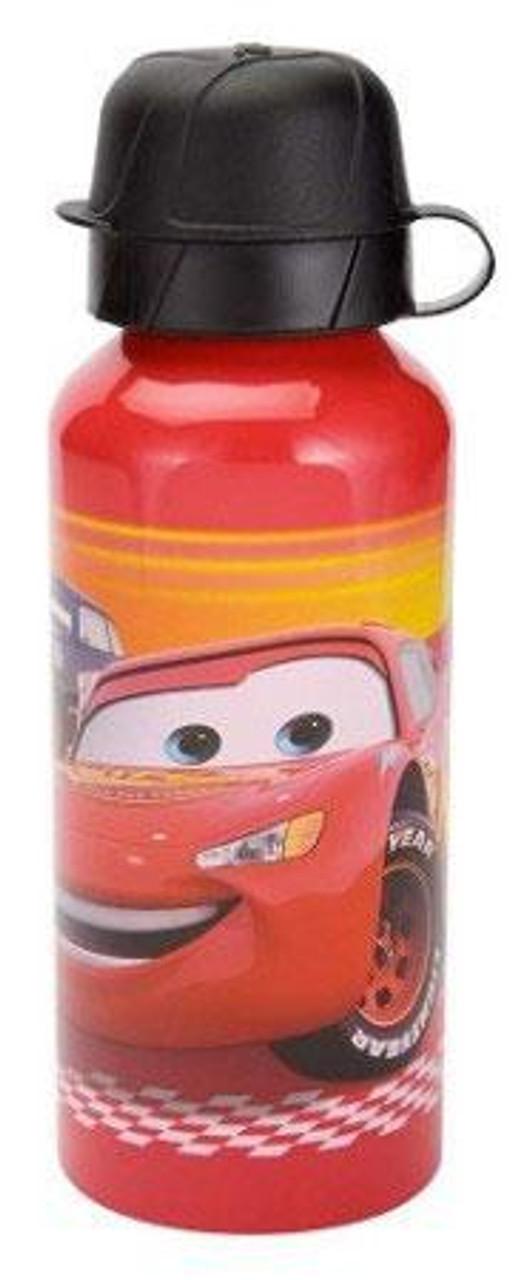 Disney Cars Lightning McQueen Aluminum Sports Bottle [Version 1]