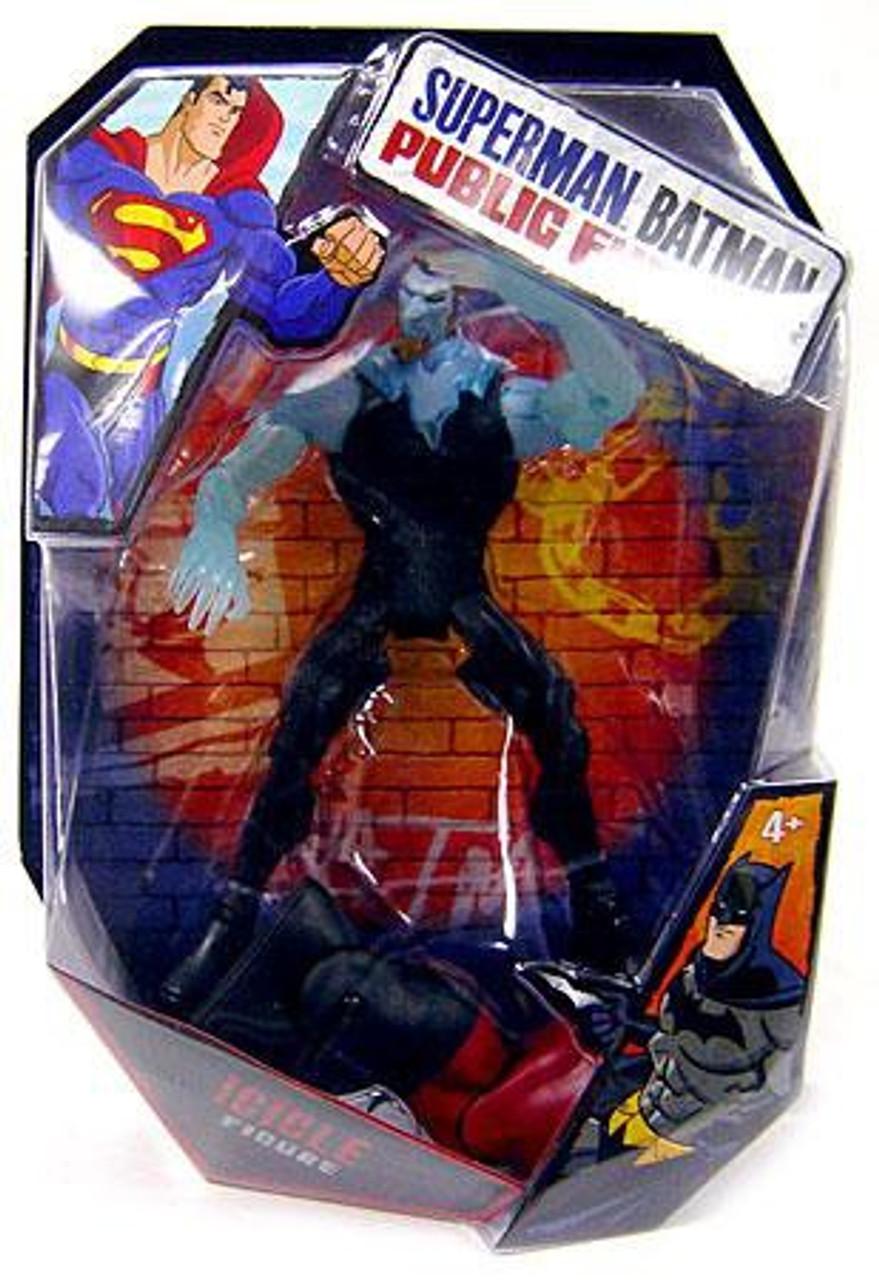 Batman Public Enemies Icicle Action Figure