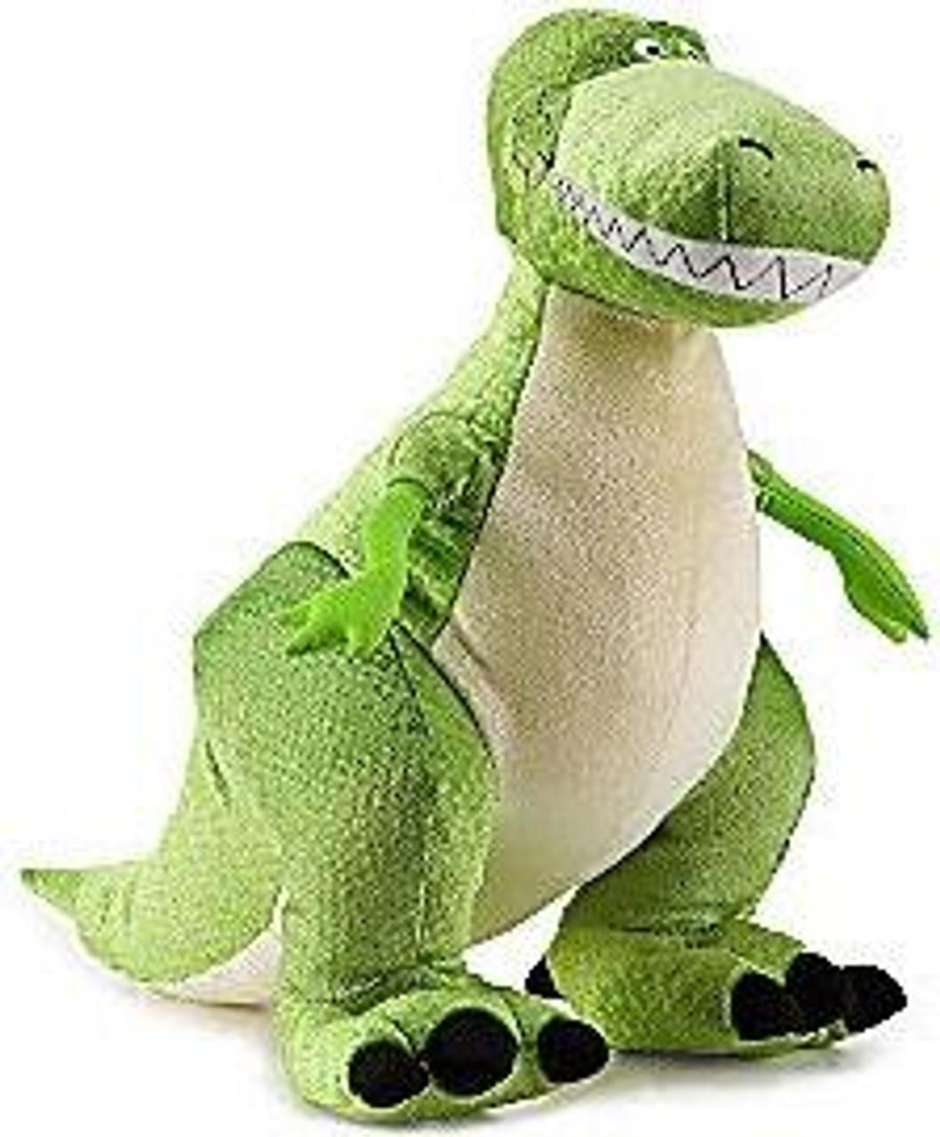 Disney Toy Story Rex Exclusive 12-Inch Plush