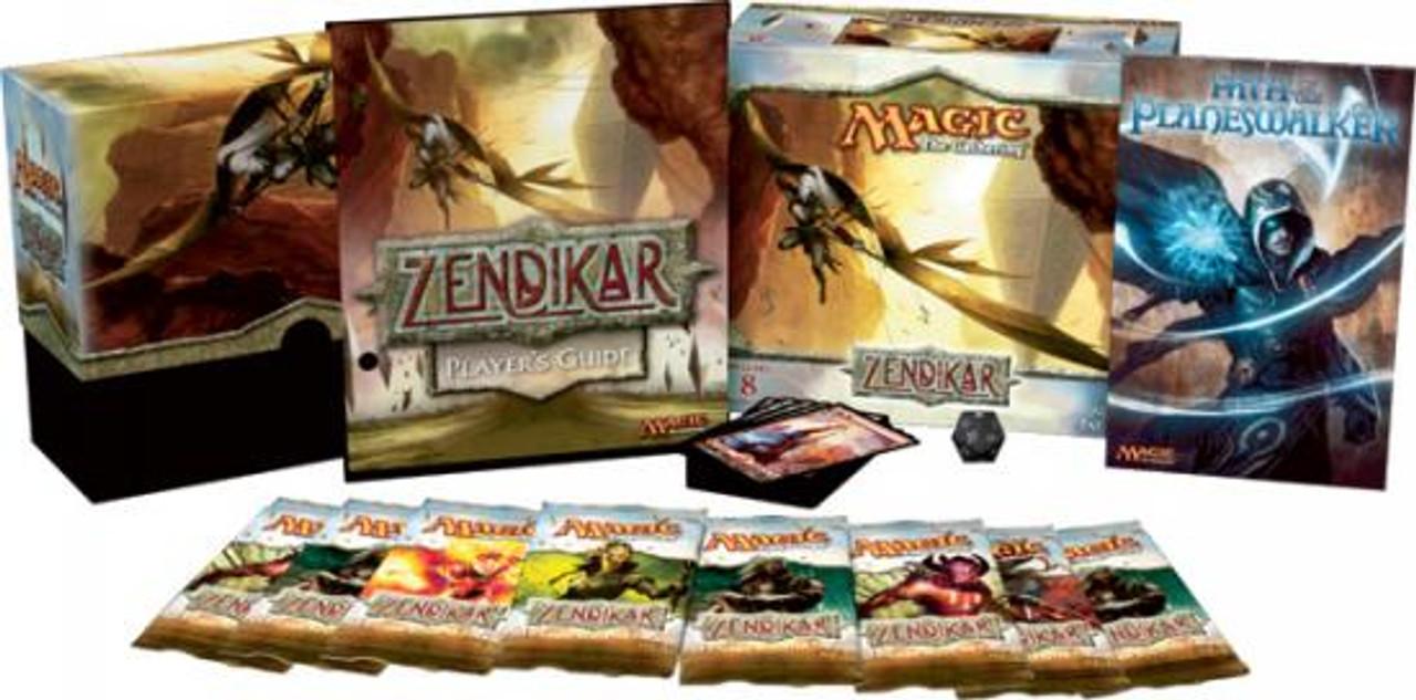 MtG Zendikar Fat Pack [Sealed]