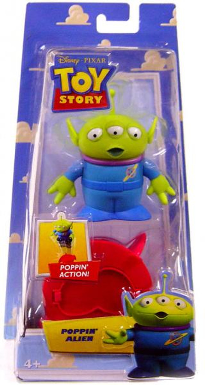 Toy Story Alien Action Figure [Poppin']