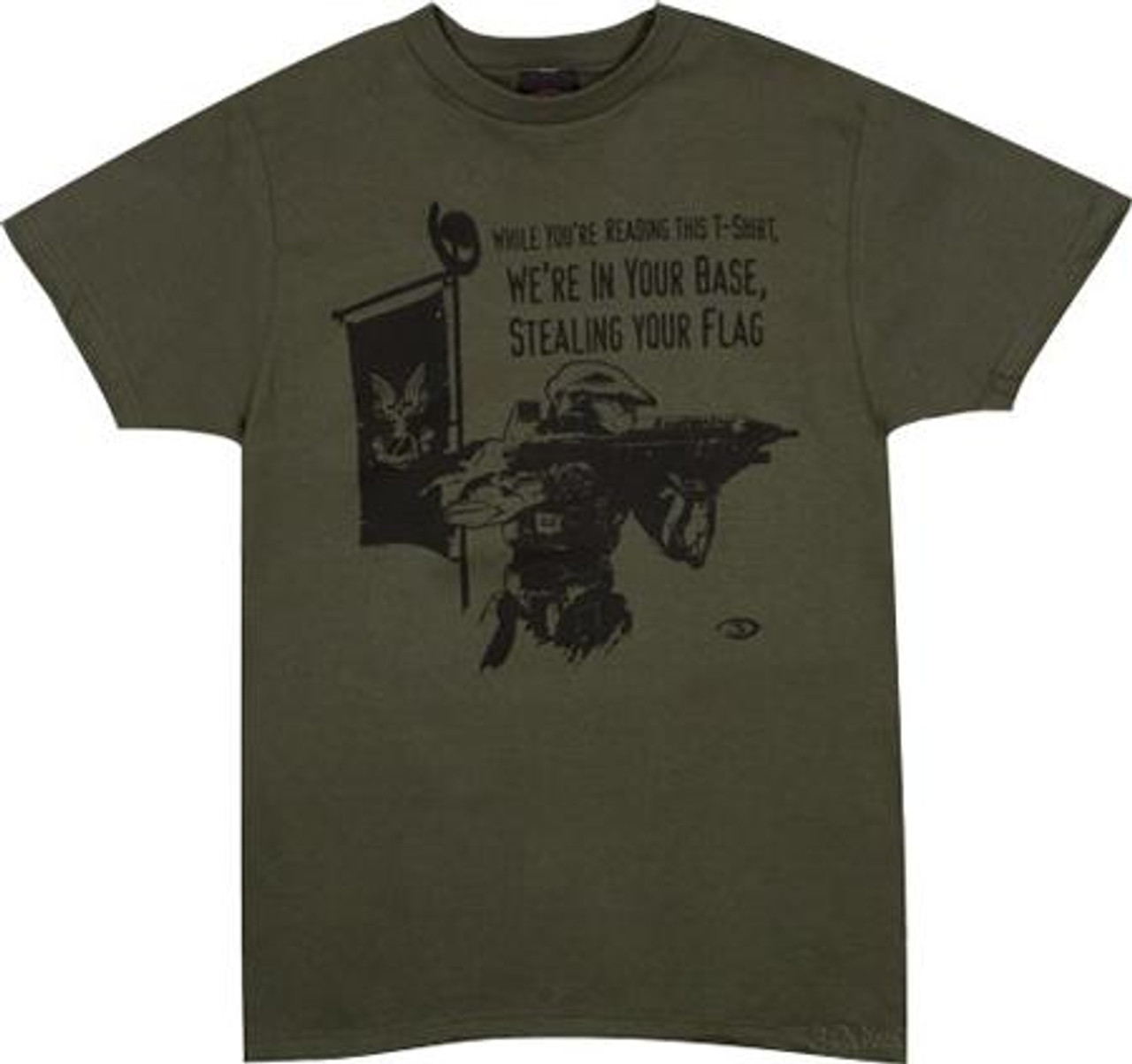 Halo In Your Base T-Shirt [Adult Small]