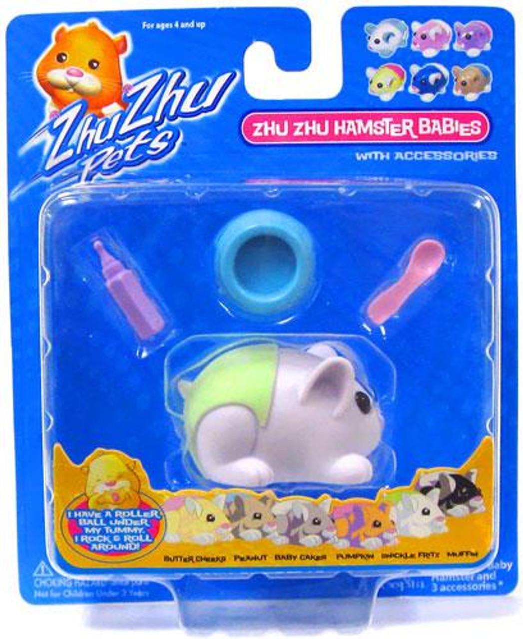 Zhu Zhu Pets Hamster Babies Snickle Fritz Hamster Toy