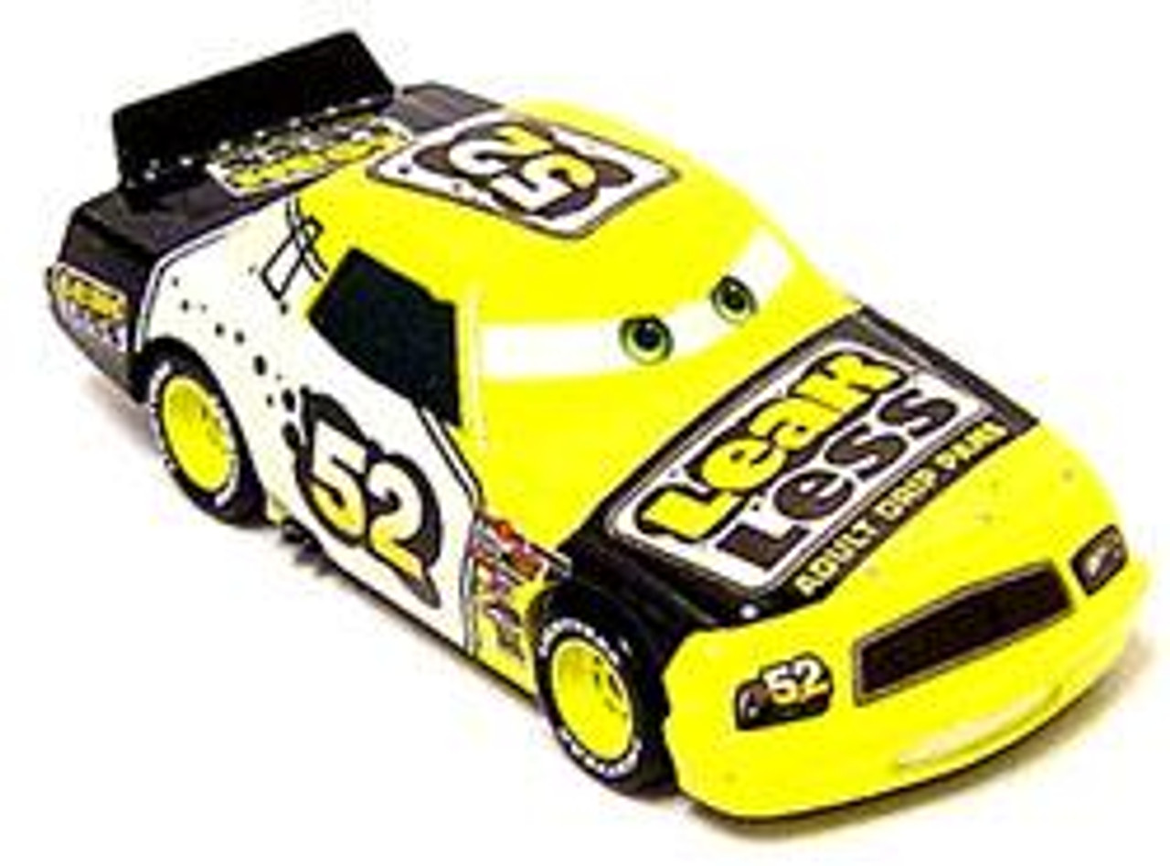 Disney Cars Loose Leak Less with Rubber Tires Diecast Car [Loose]
