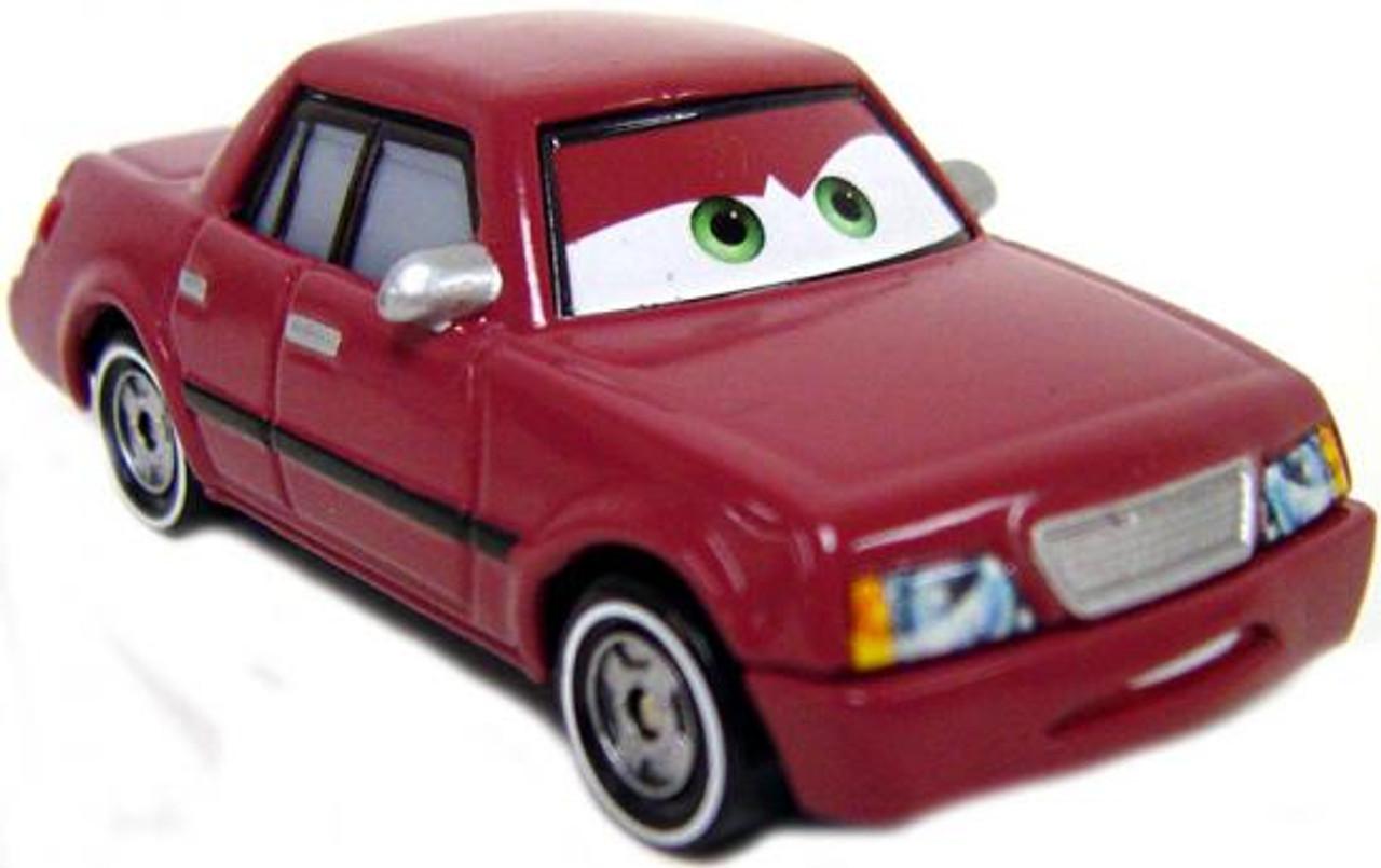 Disney Cars Loose Skip Ricter Diecast Car [Loose]