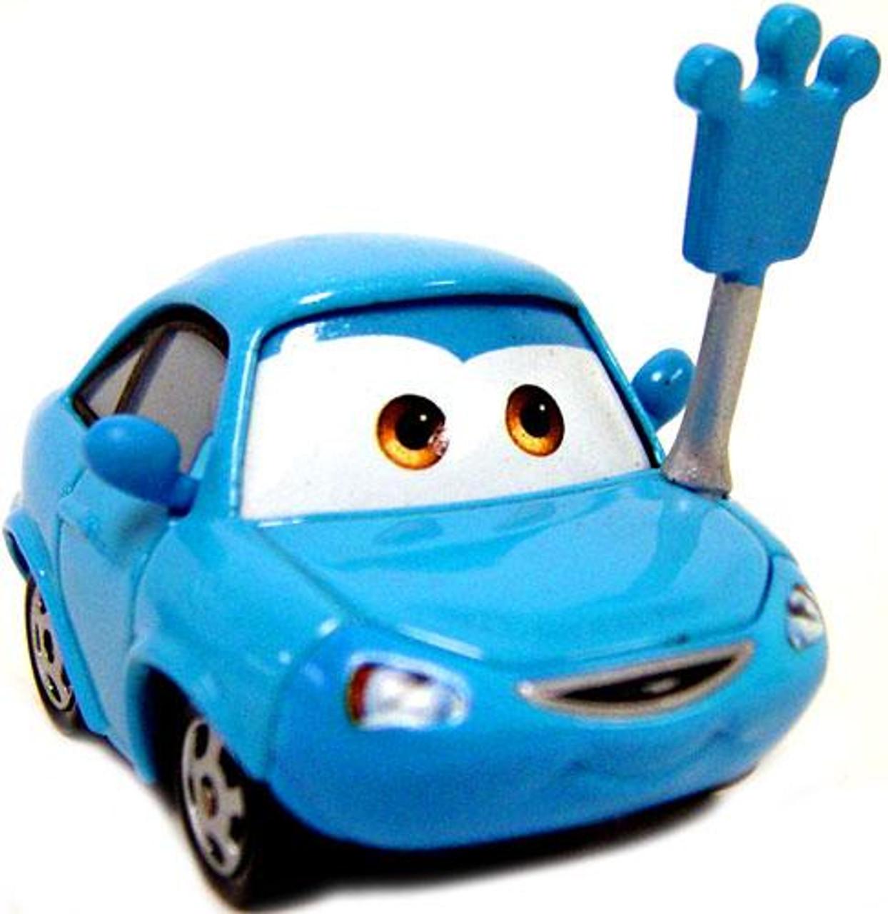 Disney Cars Loose Polly Puddlejumper Diecast Car [Loose]