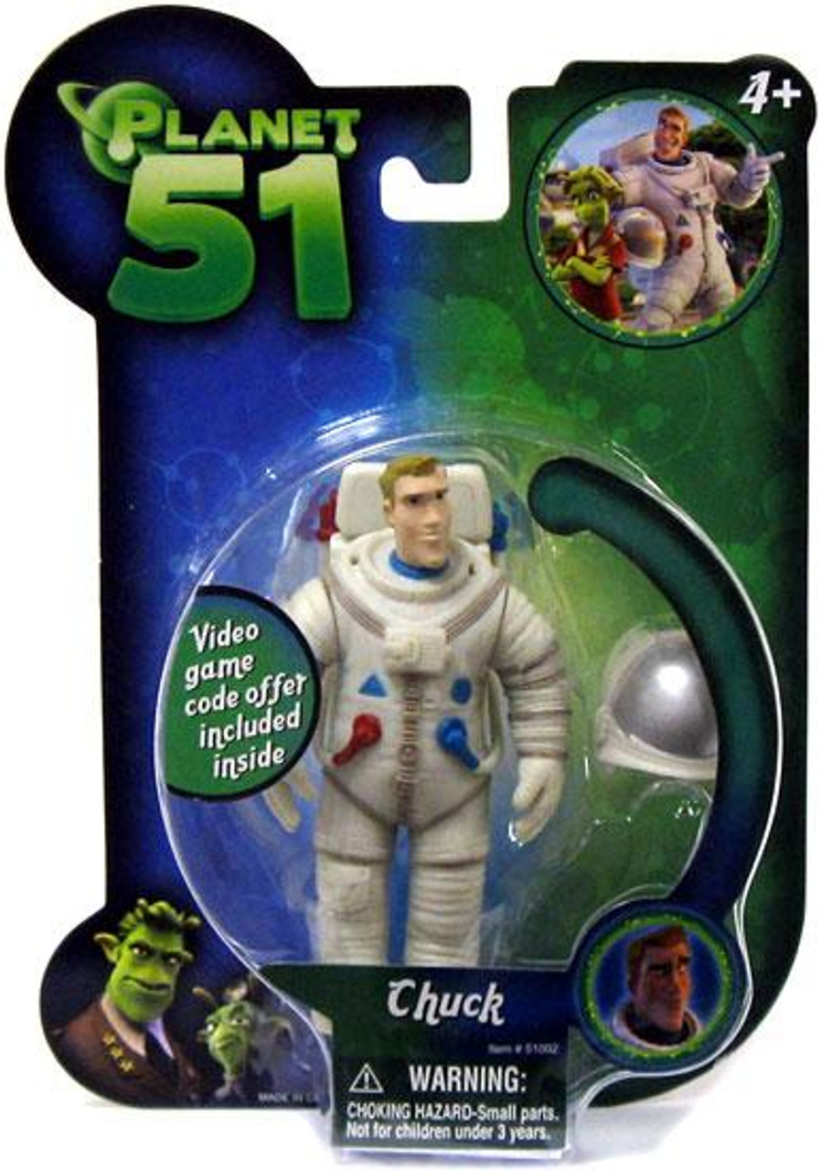 Planet 51 Chuck Mini Figure