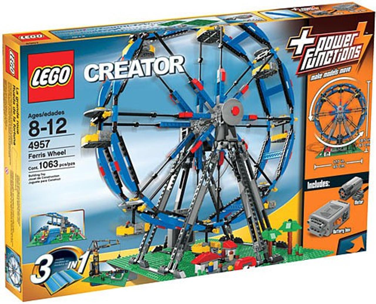 LEGO Creator Ferris Wheel Set #4957