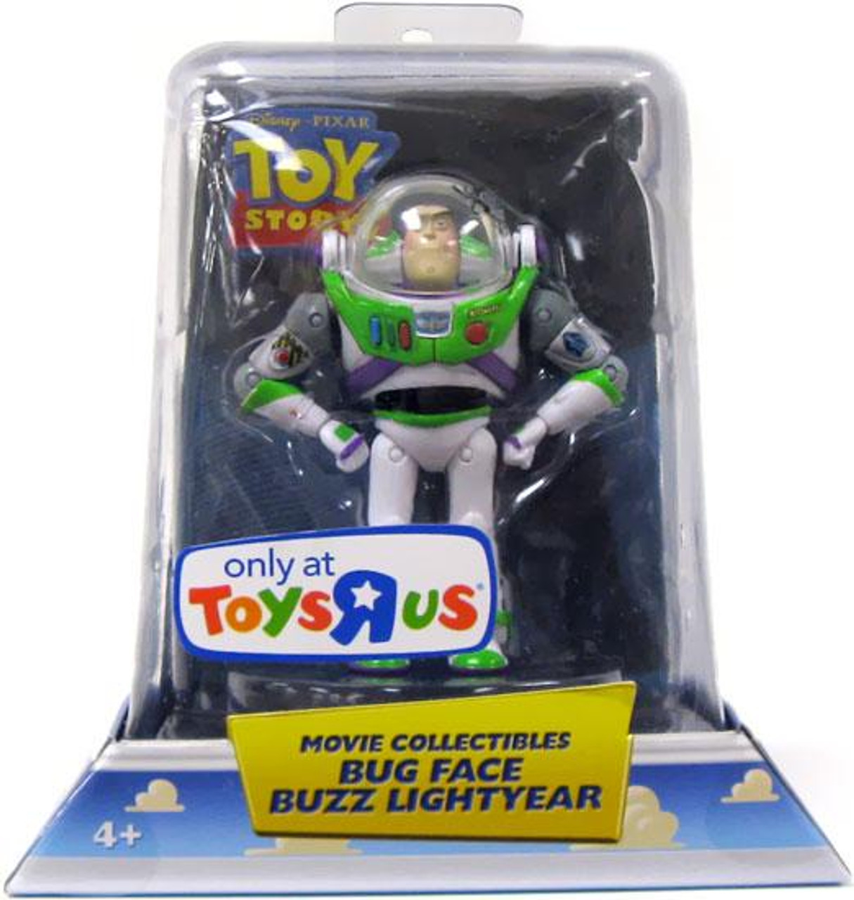 Toy Story Movie Collectibles Buzz Lightyear Exclusive Action Figure [Bug Face]