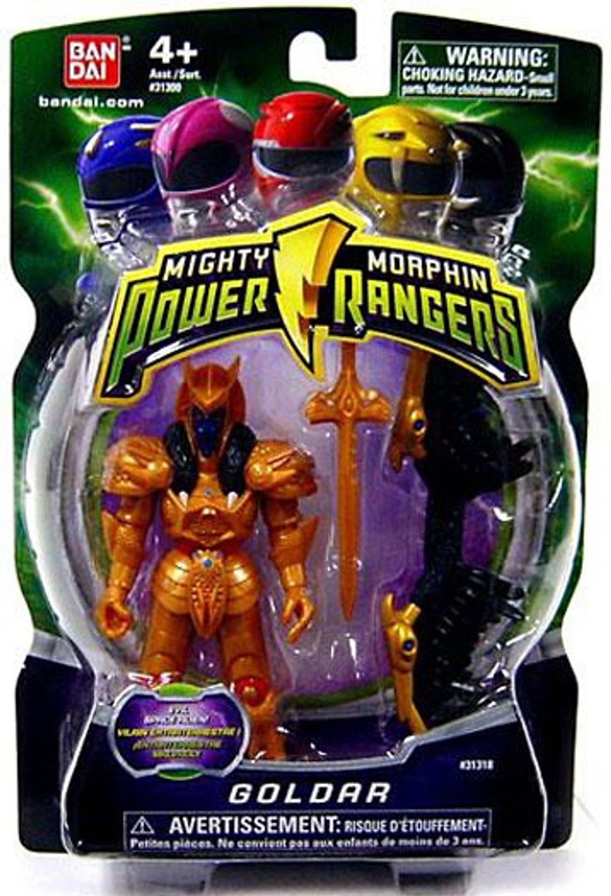 Power Rangers Mighty Morphin (2009) Goldar Action Figure