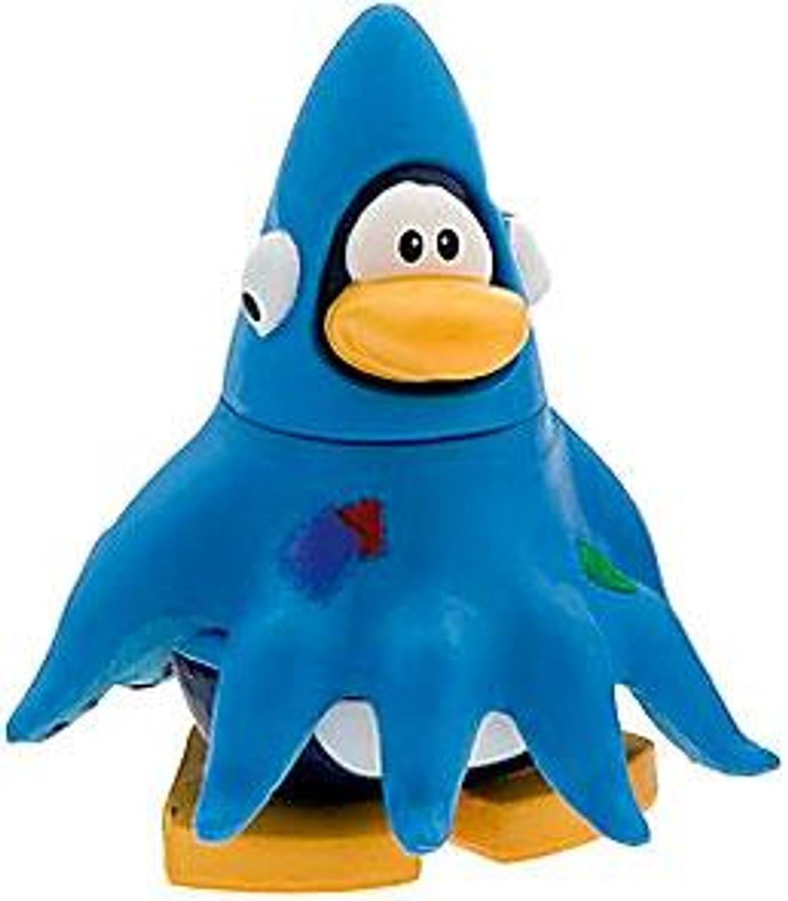 Club Penguin Squidzoid 2-Inch Mini Figure