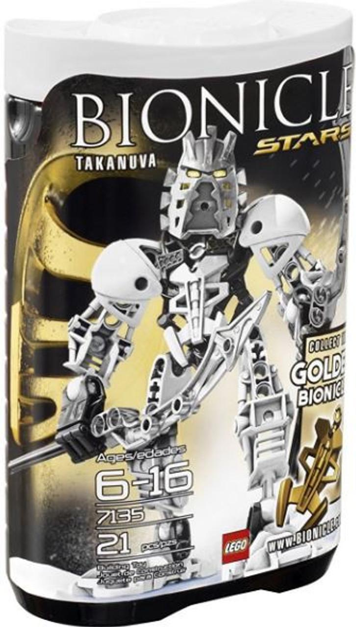 LEGO Bionicle Stars Takanuva Set #7135