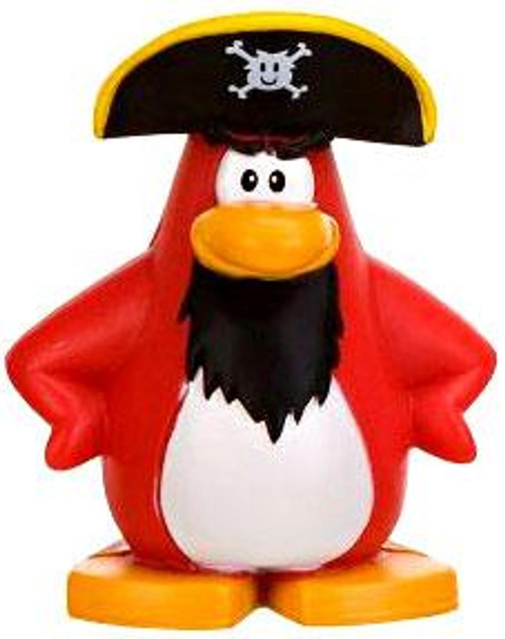 Club Penguin Rockhopper 2-Inch Mini Figure