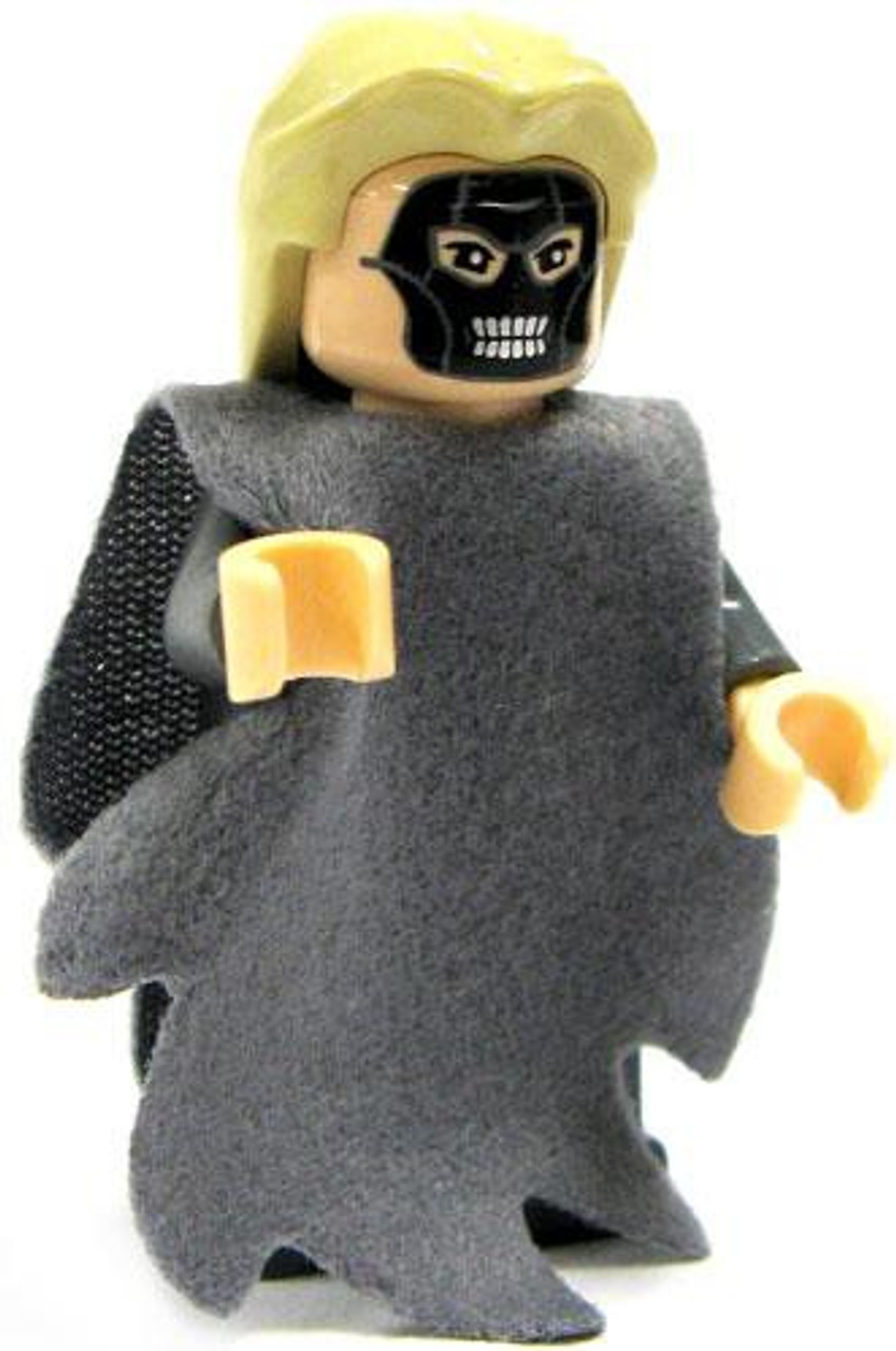 LEGO Harry Potter Loose Lucius Malfoy Minifigure #1 [Death Eater Loose]