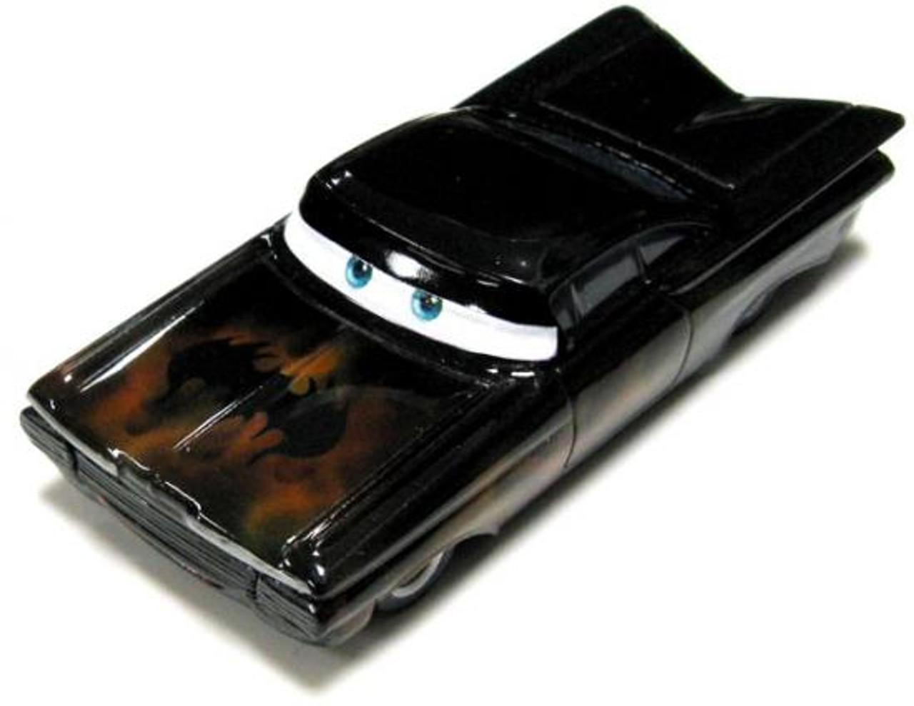 Disney Cars Custom Ramone Diecast Car [Black with Gold Flames]
