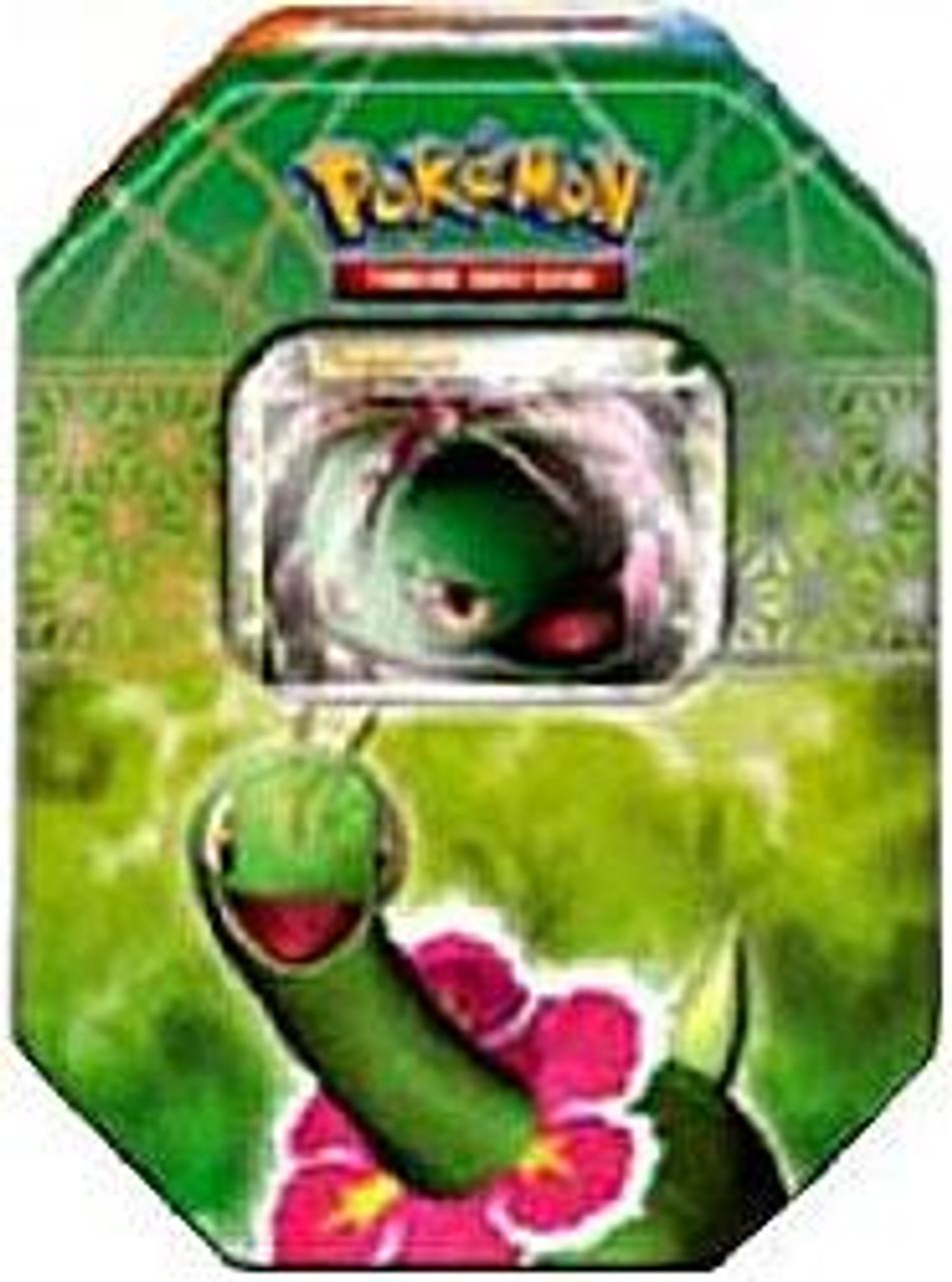 Pokemon HeartGold & Soulsilver Spring 2010 Meganium Collector Tin