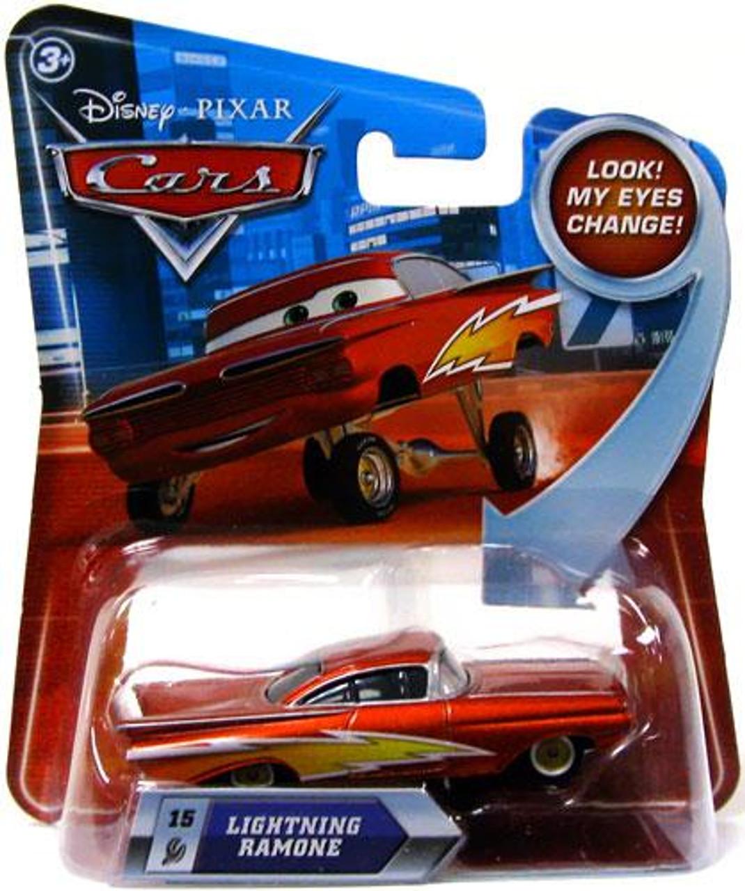 Disney Cars Lenticular Eyes Series 2 Lightning Ramone Diecast Car
