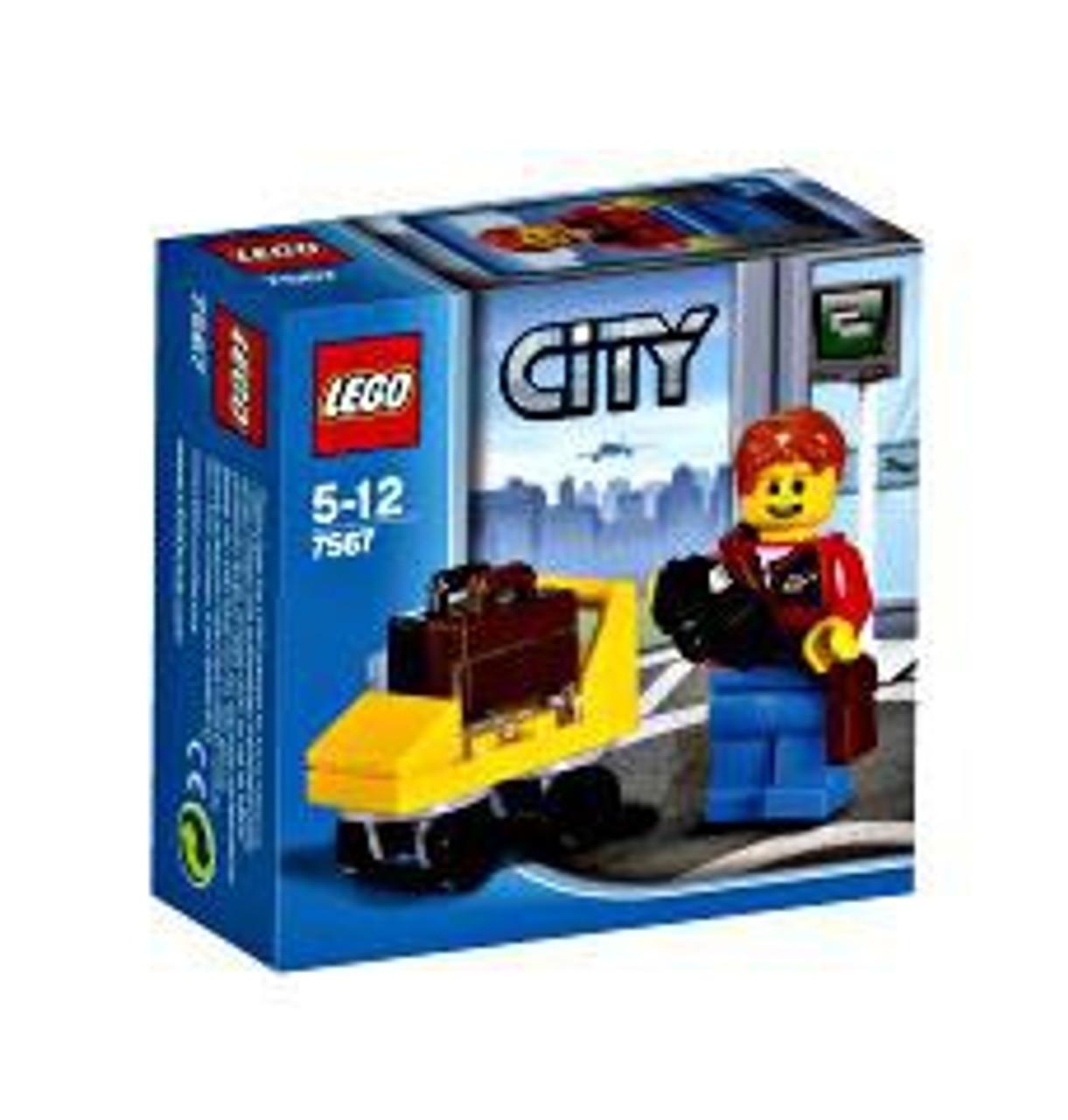 LEGO City Traveler Set #7567
