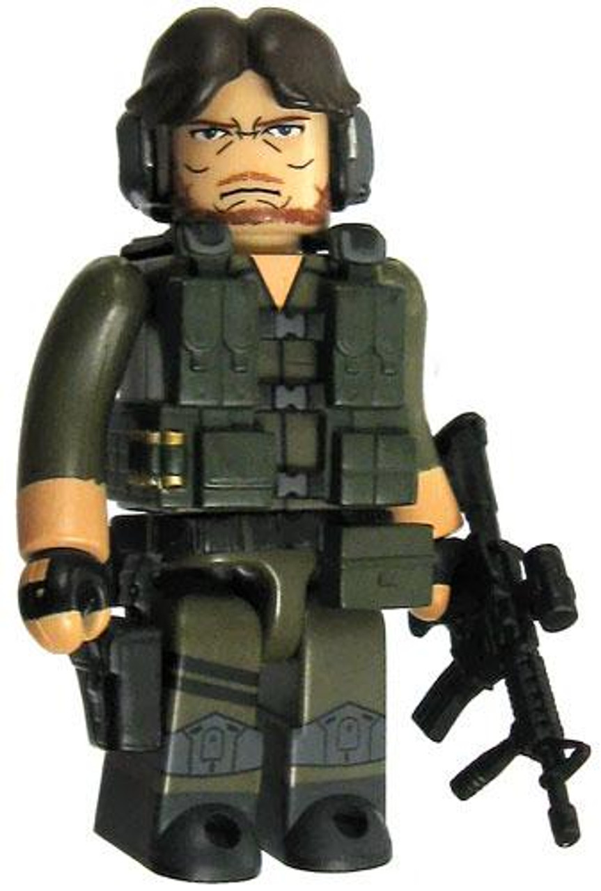 Metal Gear Solid Collector's Edition 2 Kubrick Iroquois Pliskin Minifigure