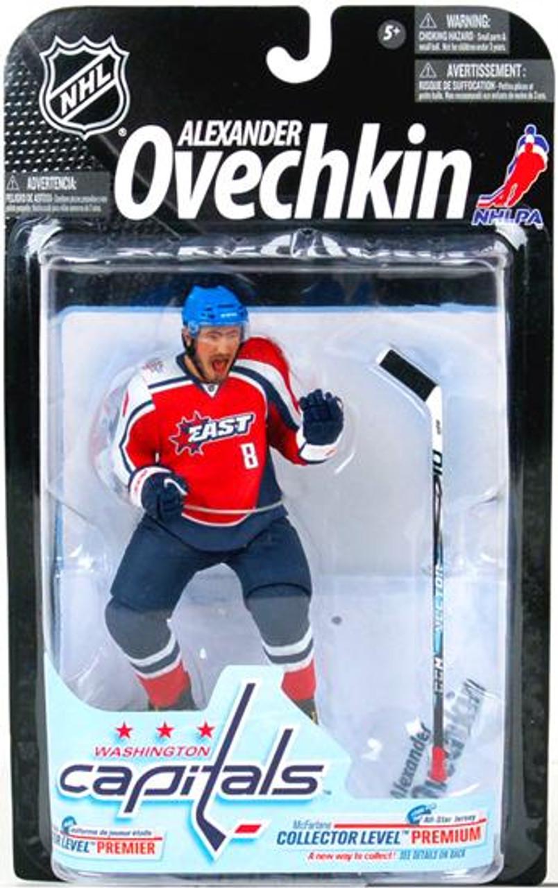 McFarlane Toys NHL Washington Capitals Sports Picks Series 23 Alexander Ovechkin Action Figure [All Star Game Jersey]