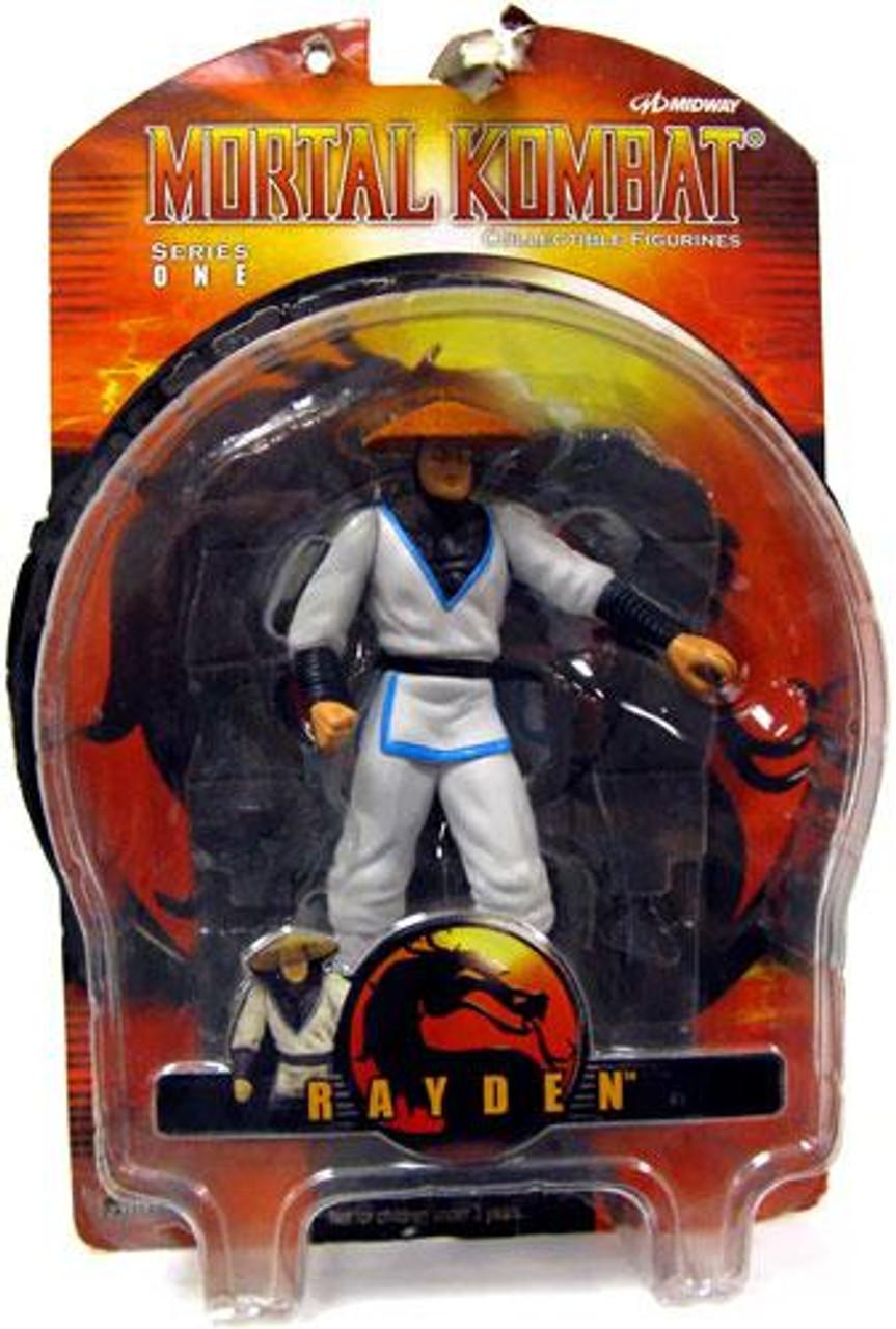 Mortal Kombat Series 1 Rayden Action Figure