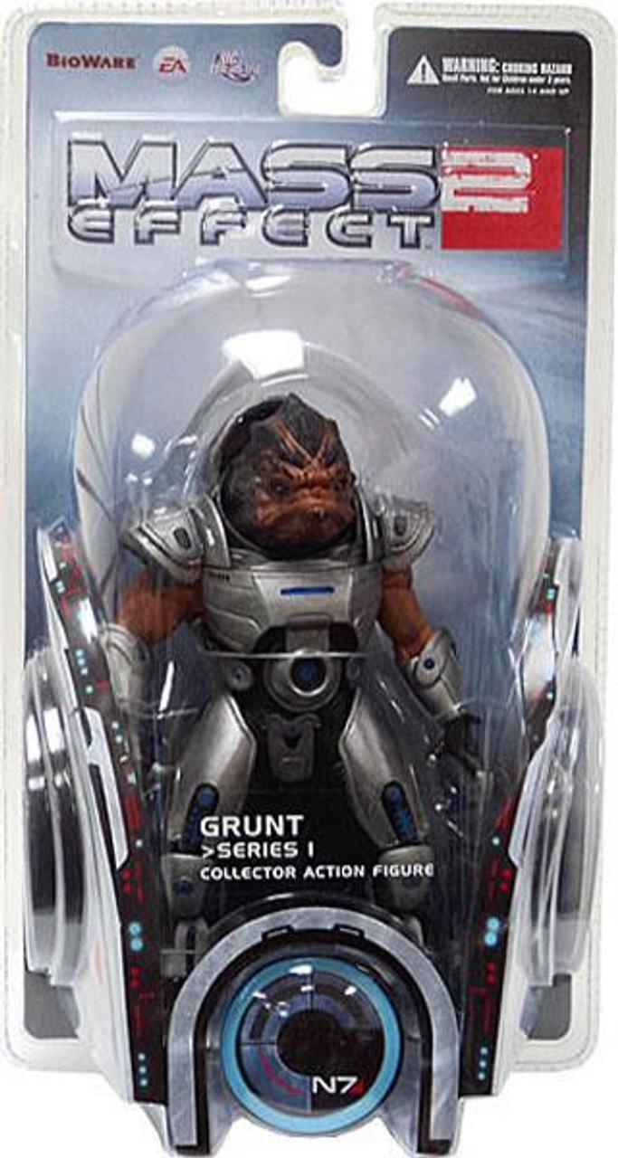 Mass Effect 2 Grunt Action Figure