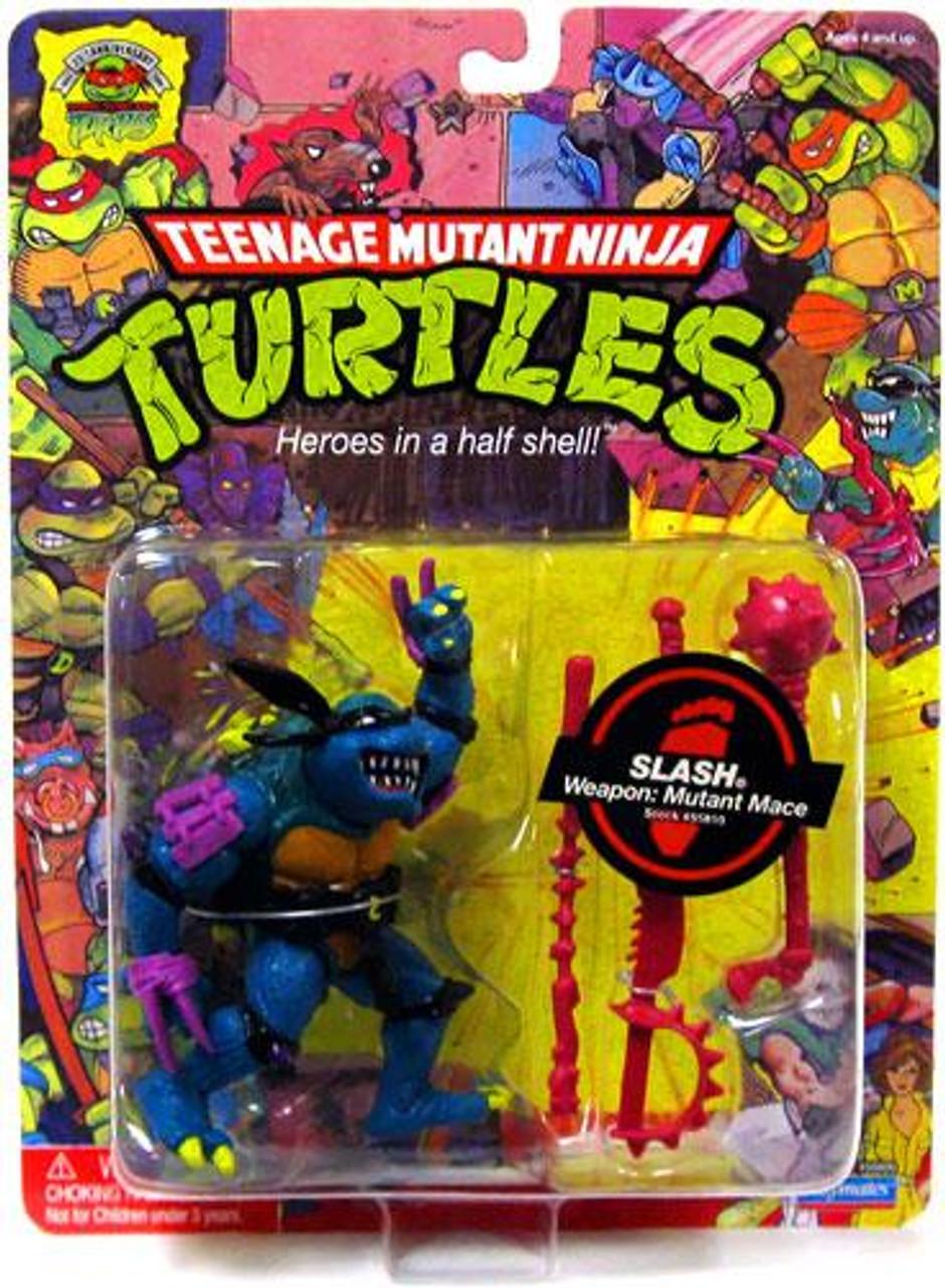 Teenage Mutant Ninja Turtles 1987 25th Anniversary Slash Action Figure