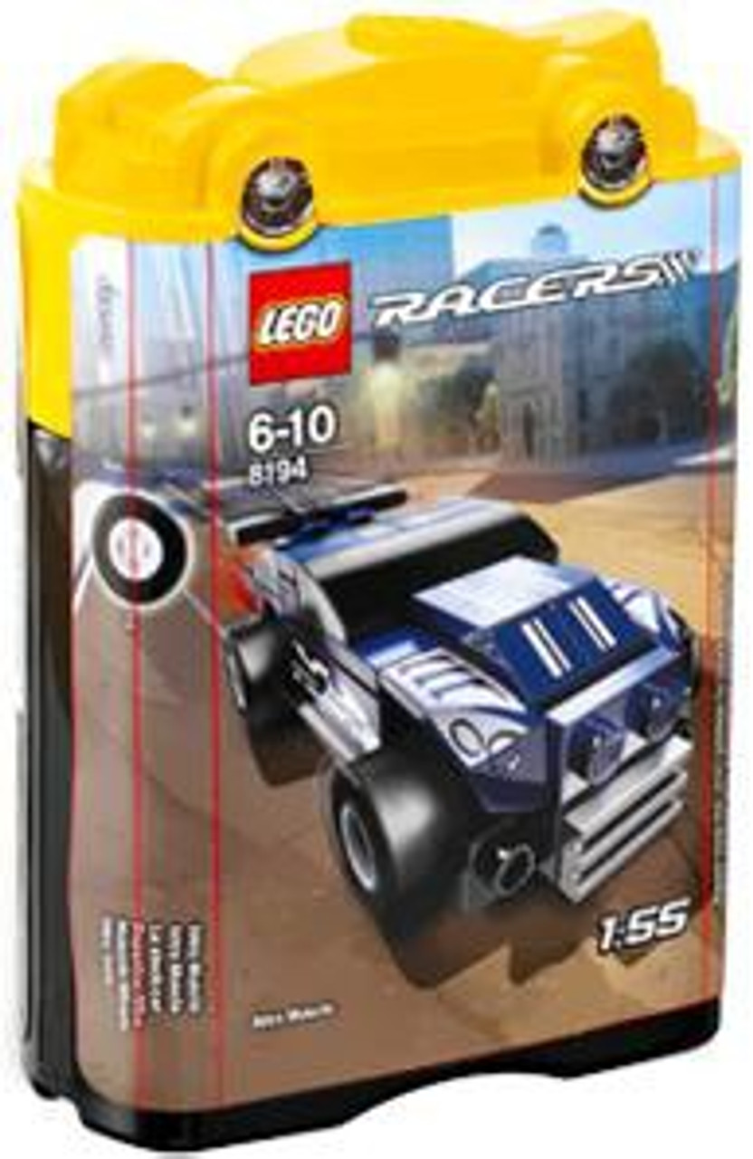 LEGO Racers Tiny Turbos Nitro Muscle Set #8194