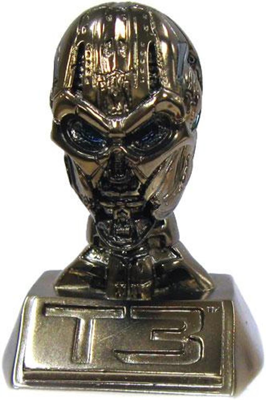 Terminator Rise of the Machines Mini Collectible TX Endoskull Mini Bust