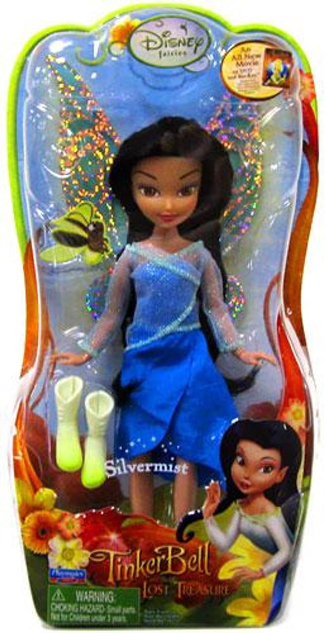 Disney Fairies Tinker Bell & The Lost Treasure Silvermist 8-Inch Doll