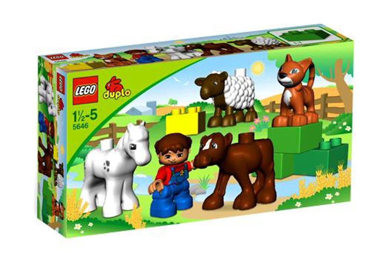 LEGO Duplo Farm Nursery Set #5646
