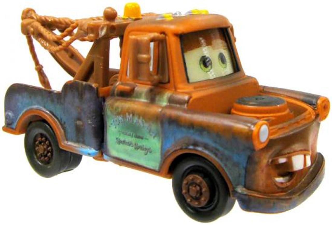 Disney Cars Loose Lenticular Mater Diecast Car [Loose]