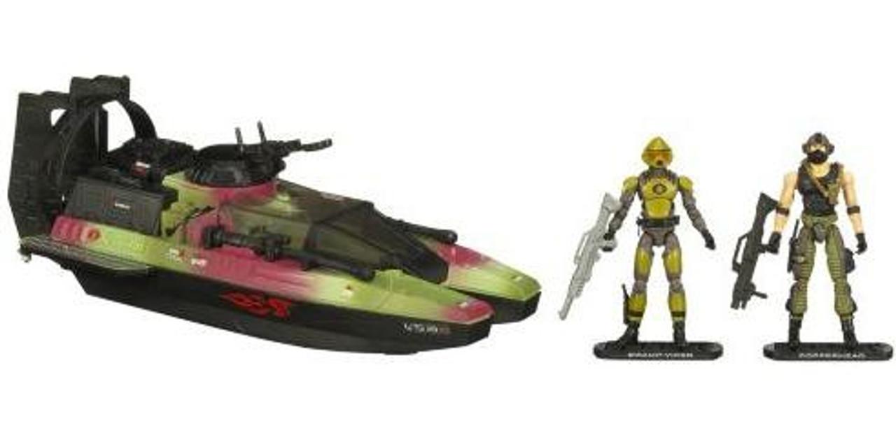 GI Joe The Rise of Cobra Sting Raider Exclusive Action Figure Vehicle
