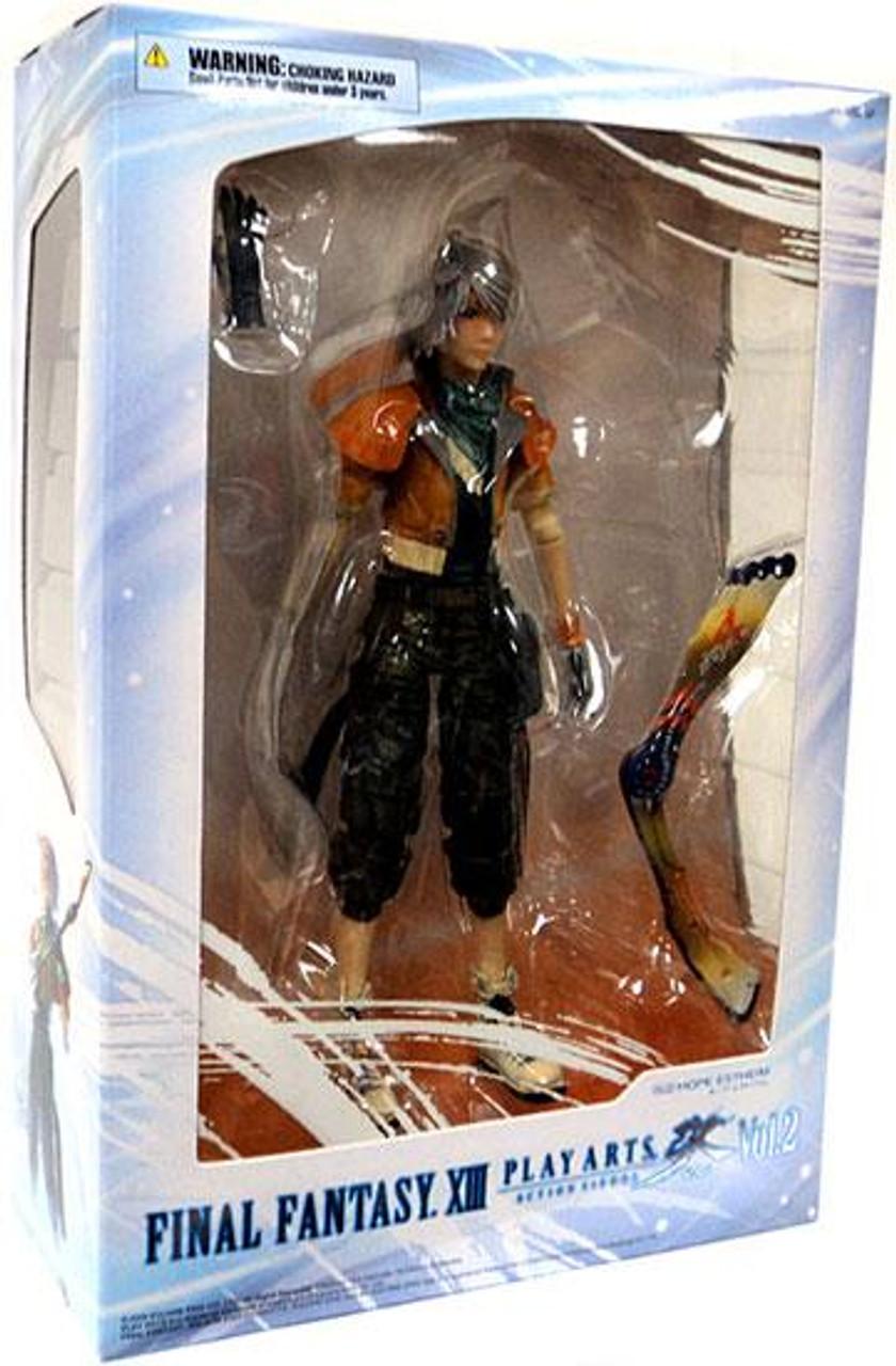 Final Fantasy XIII Play Arts Kai Series 2 Hope Action Figure