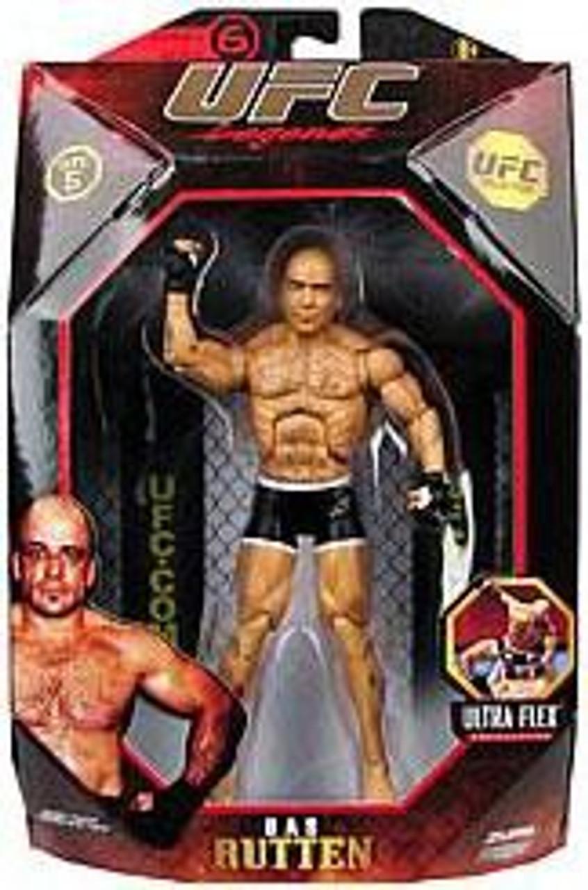 UFC Collection Series 6 Bas Rutten Action Figure [UFC 5, Legends]