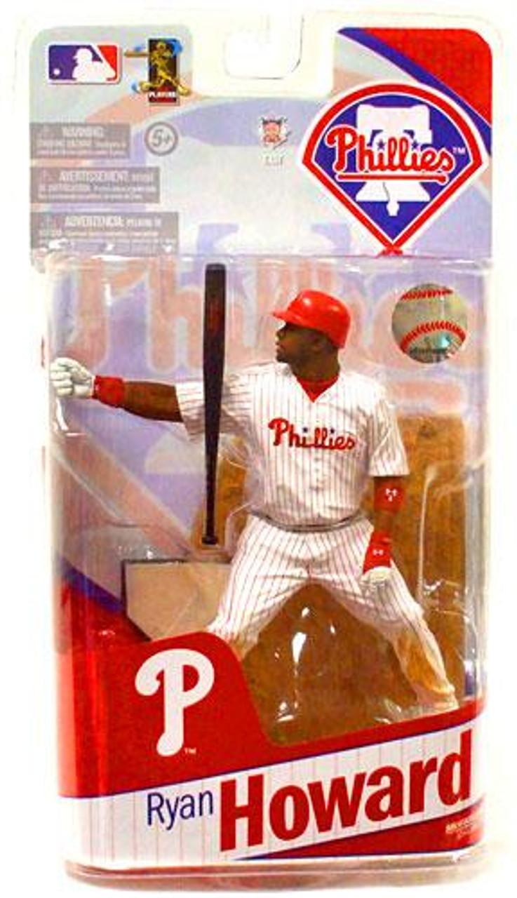 McFarlane Toys MLB Sports Picks 2010 Philadelphia Phillies Ryan Howard Action Figure