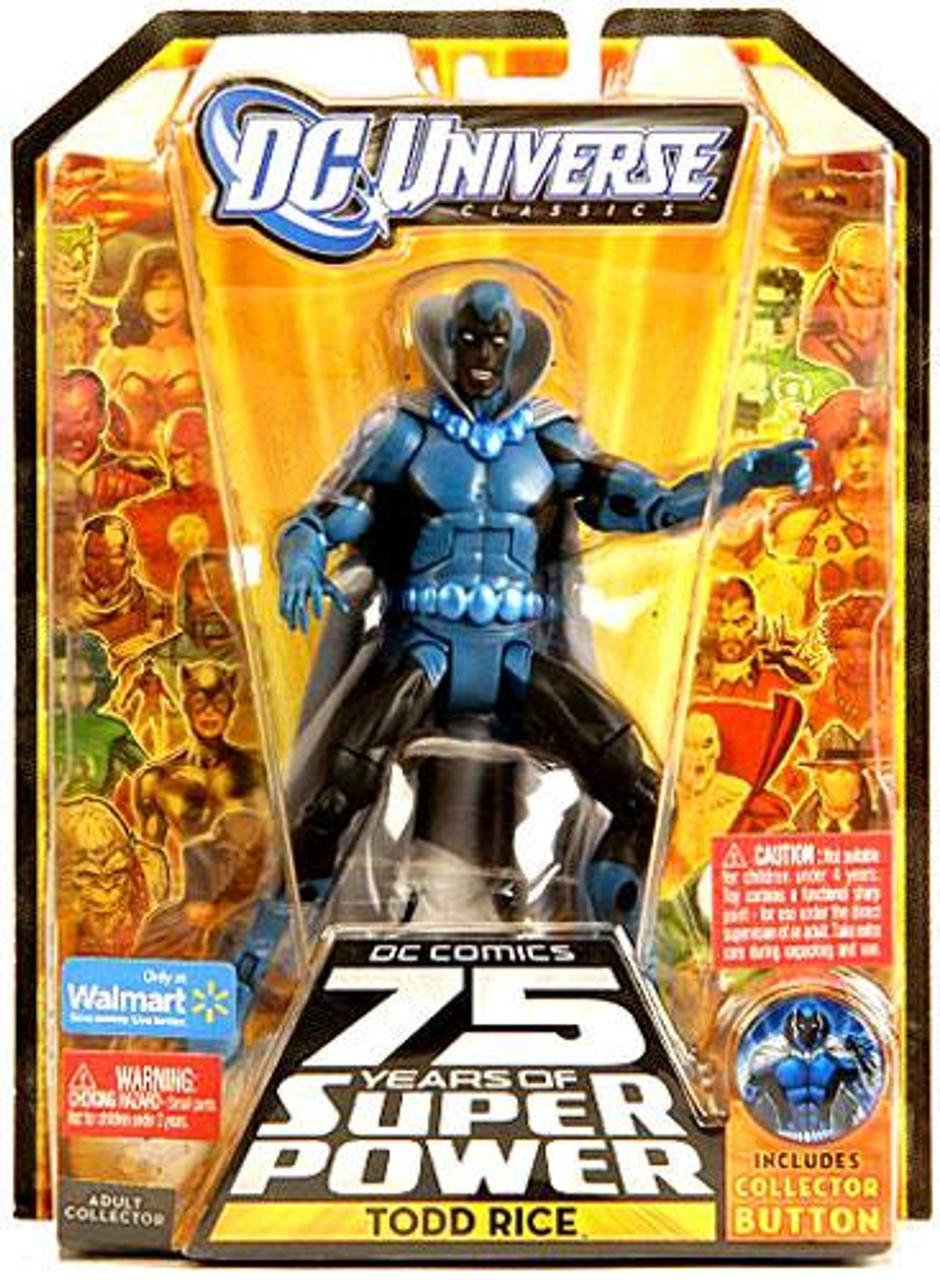 DC Universe 75 Years of Super Power Classics Ultra Humanite Series Todd Rice Exclusive Action Figure [Obsidian]