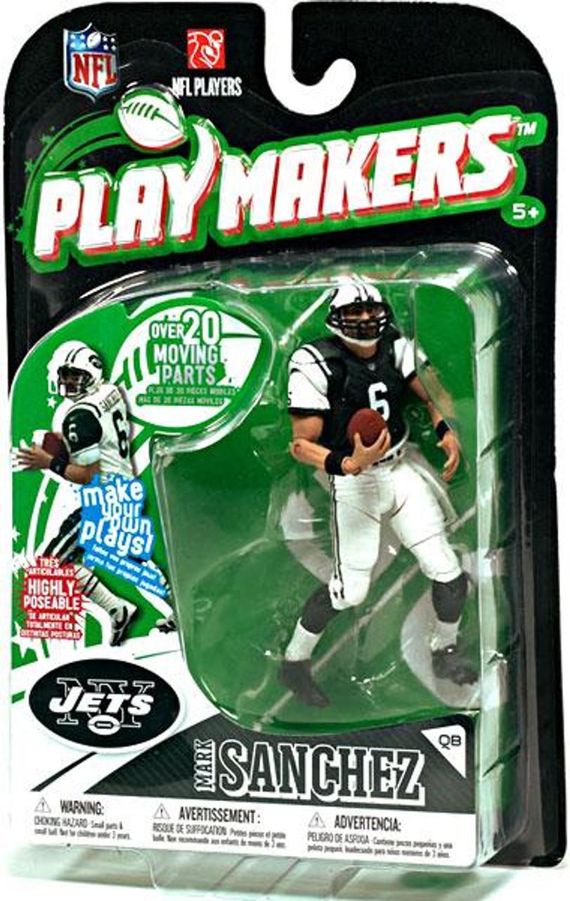 McFarlane Toys NFL New York Jets Playmakers Series 1 Mark Sanchez Action Figure