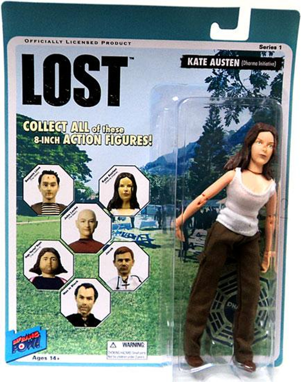 Lost Series 1 Kate Austen Action Figure