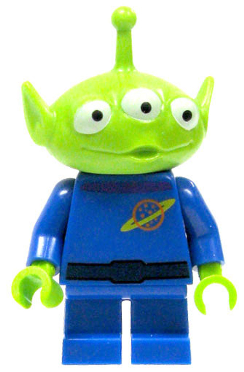 LEGO Toy Story Loose Little Green Alien Man Minifigure [Loose]
