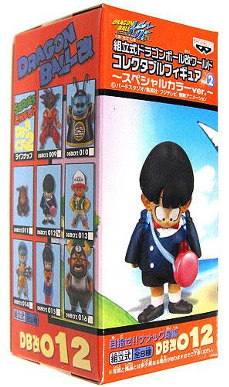 Dragon Ball Kai Super Deformed School Boy Gohan 2.5-Inch PVC FIgure #012