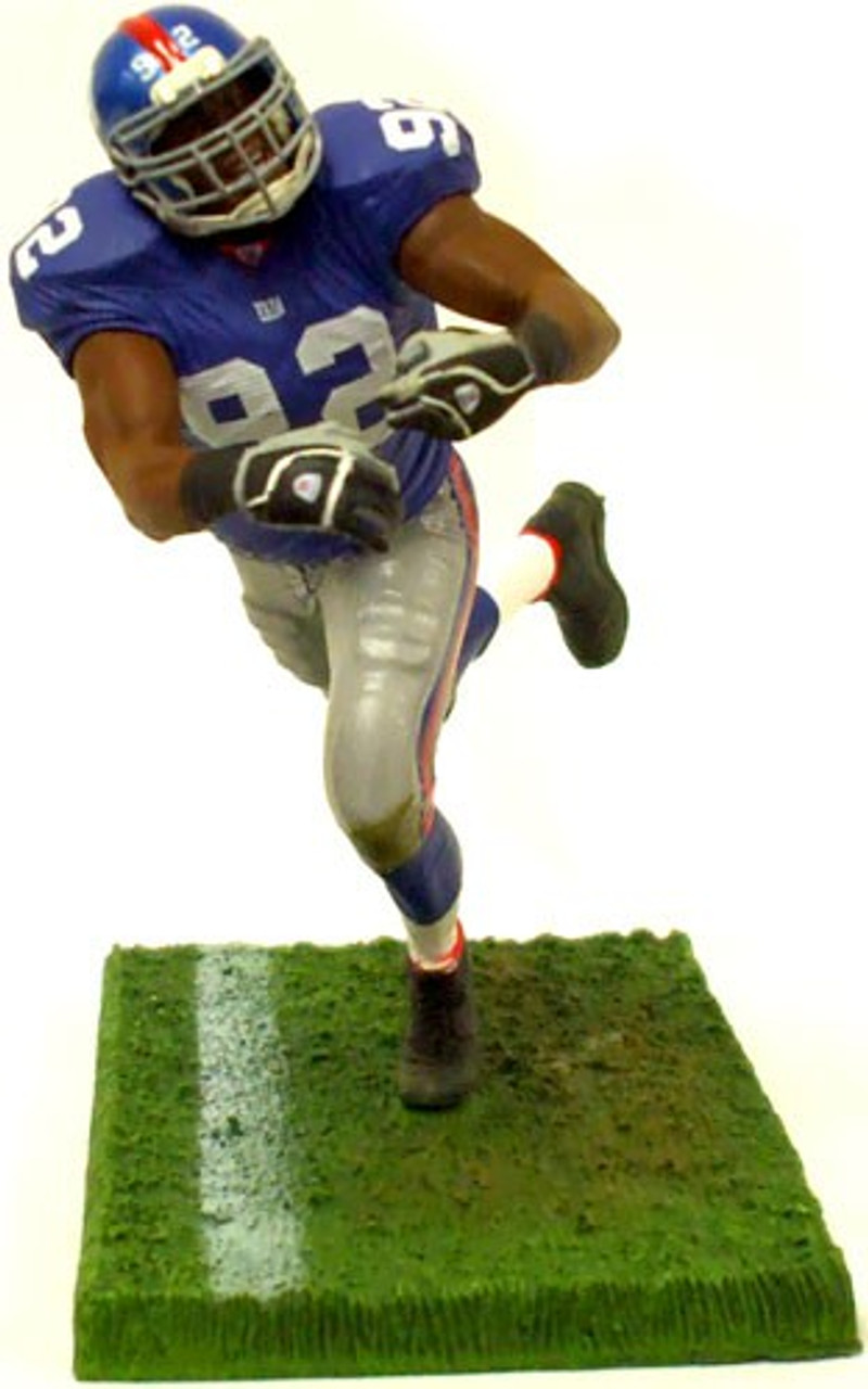 McFarlane Toys NFL New York Giants Sports Picks Loose Michael Strahan Exclusive Action Figure [Loose]