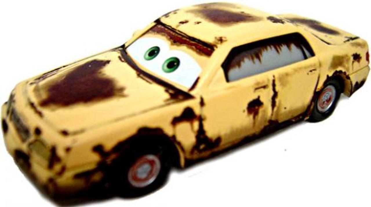 Disney Cars Loose Donna Pits Diecast Car [Loose]