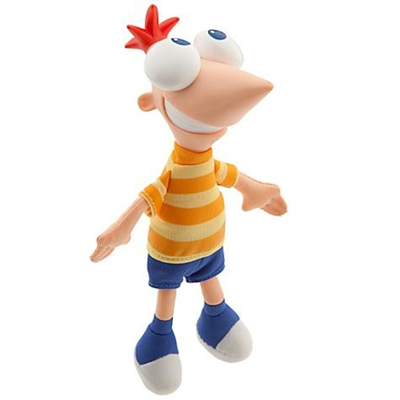 Disney Phineas and Ferb Gabble Head Phineas 5-Inch Plush