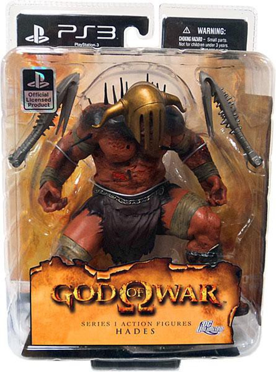 God of War Hades Action Figure