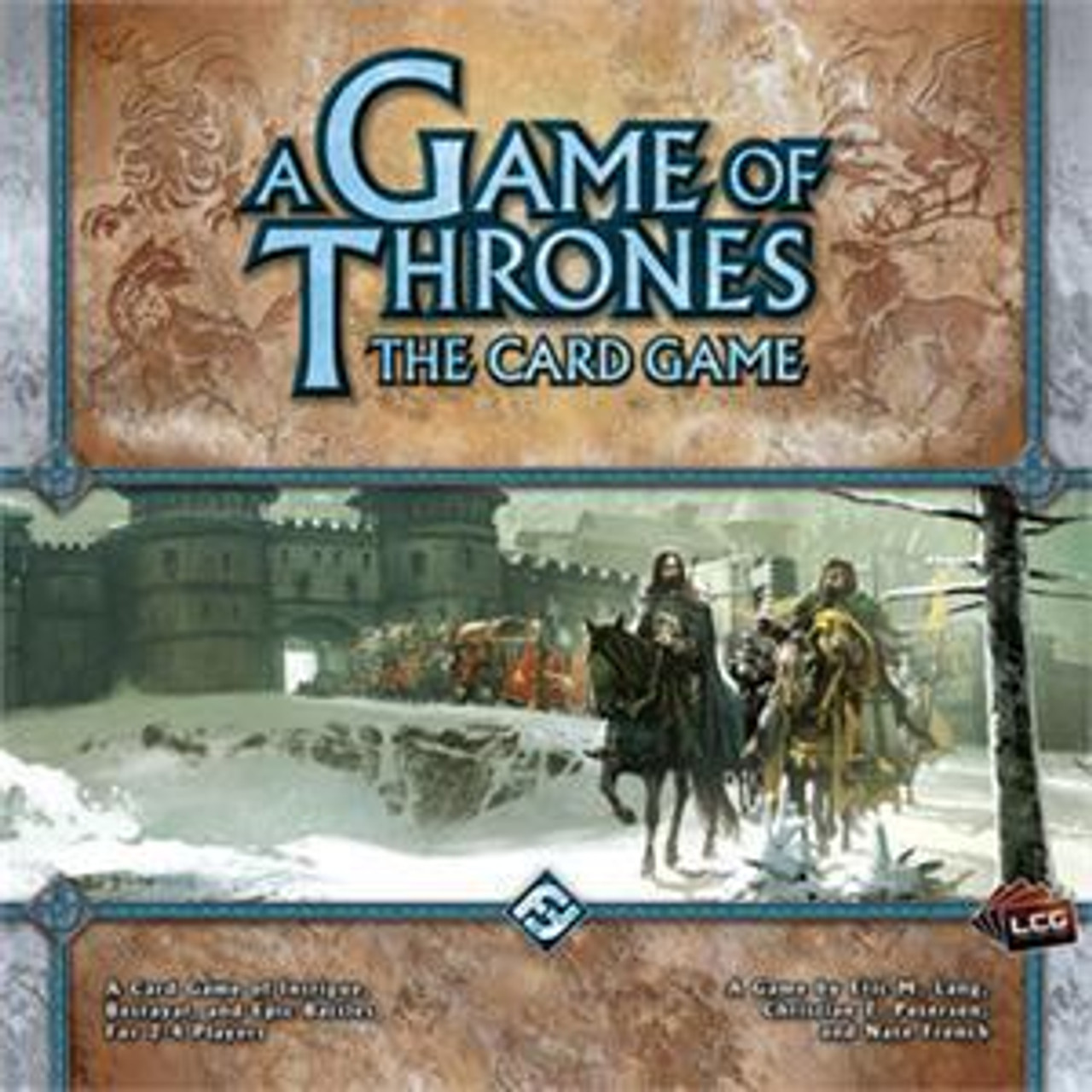The Card Game Game of Thrones LCG Core Set