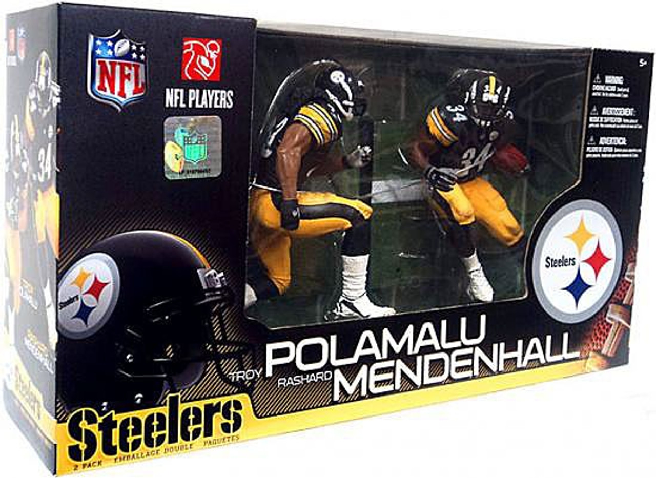 Toys For Troy : Mcfarlane toys nfl pittsburgh steelers sports picks