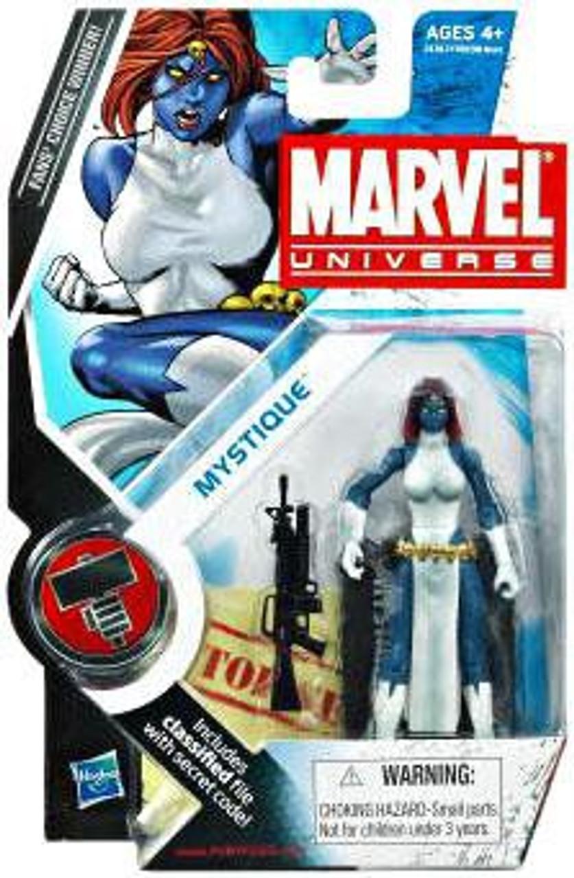 Marvel Universe Series 10 Mystique Action Figure #29