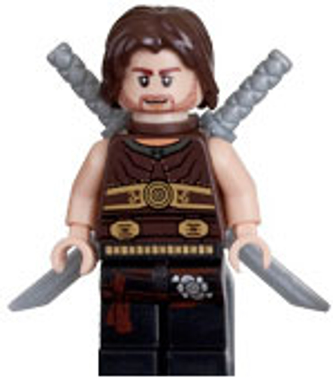 LEGO Prince of Persia Loose Dastan Minifigure [Loose]